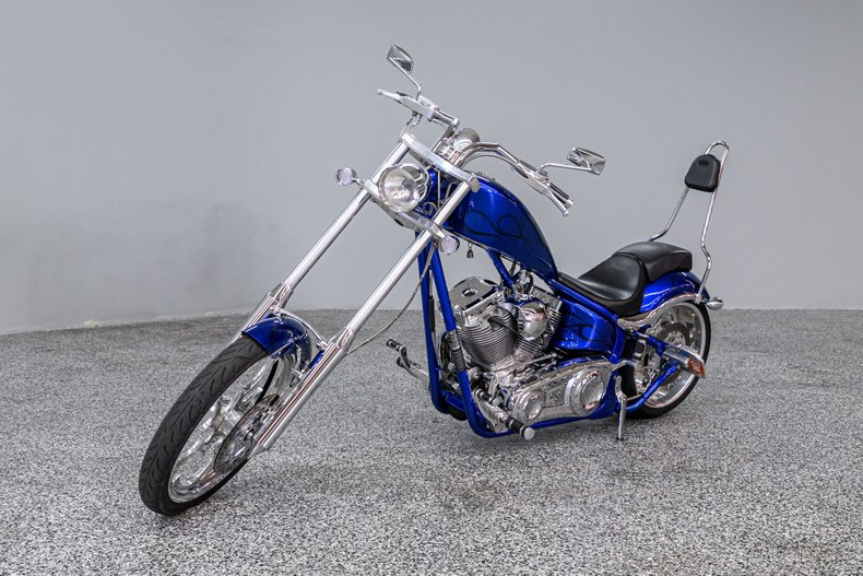 2007 Big Dog Custom