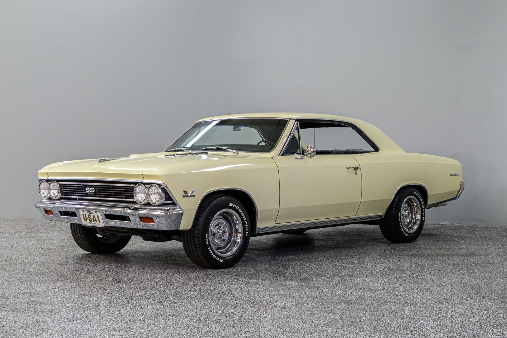 1966 chevrolet chevelle ss 396 tribute