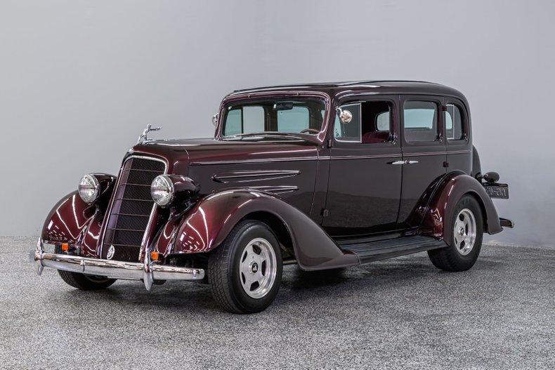 1934 Oldsmobile Street Rod For Sale
