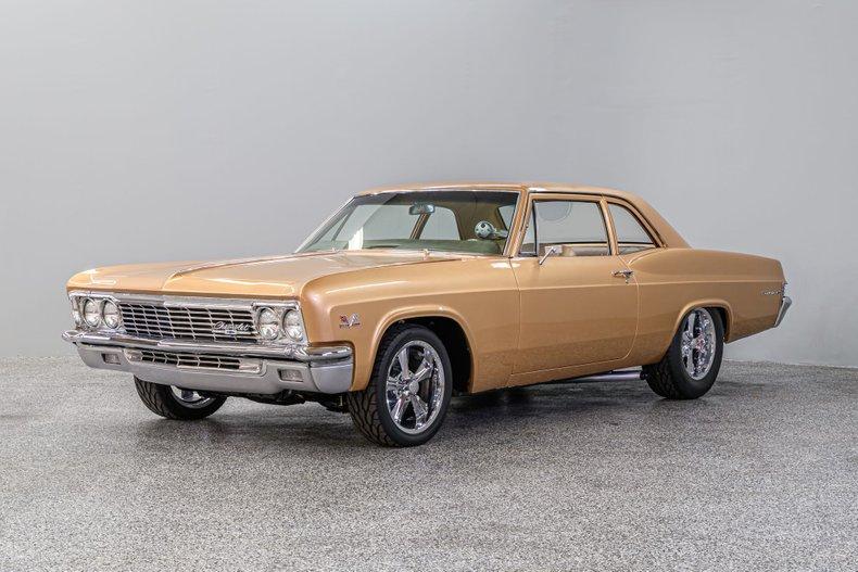 1966 Chevrolet Bel Air For Sale