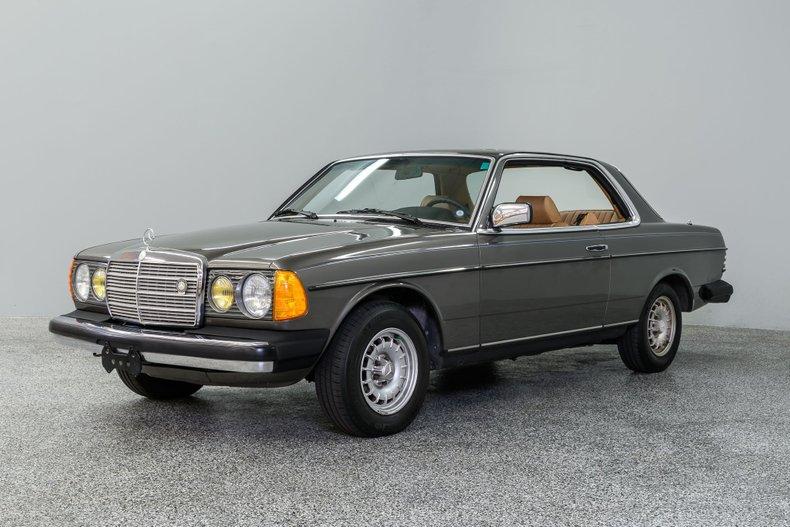 1985 Mercedes-Benz 300CD