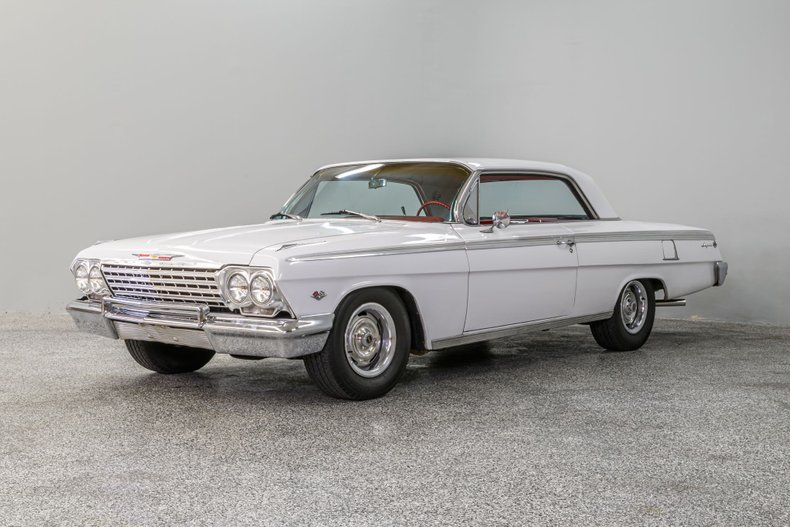 1962 Chevrolet Impala SS For Sale