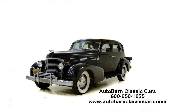 1938 Cadillac 60 Series