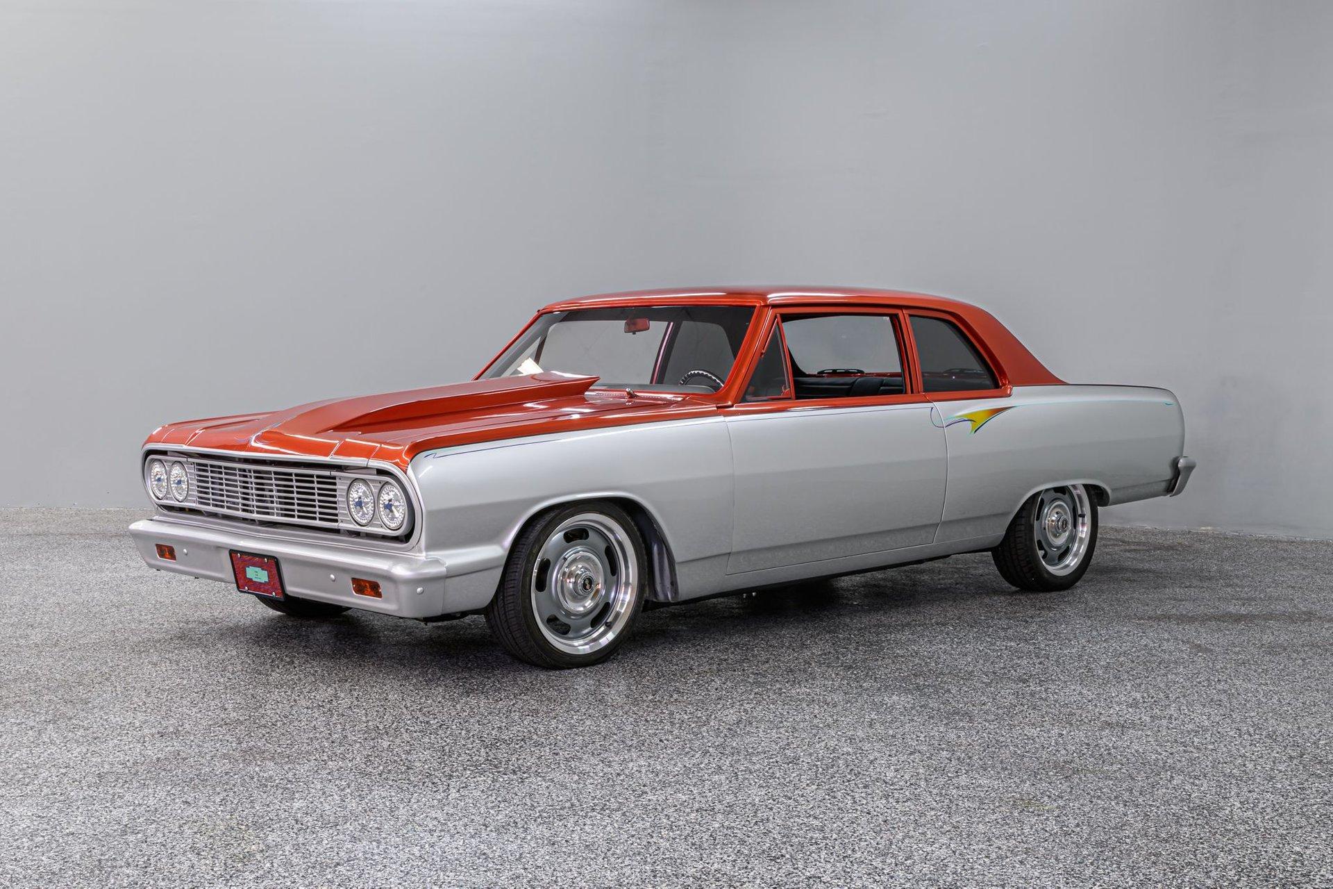 1964 chevrolet chevelle resto mod