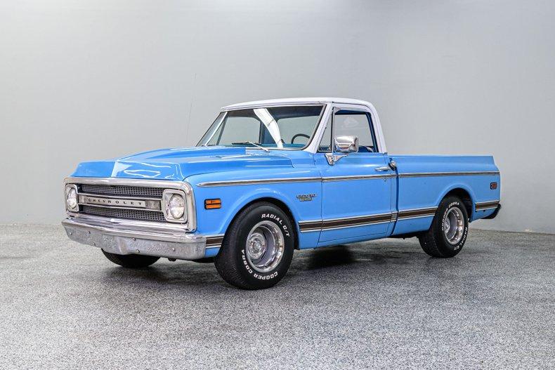 1969 Chevrolet CST10