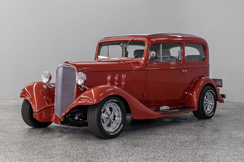 1933 Chevrolet Master Coach