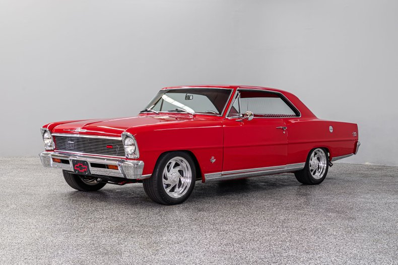 1966 Chevrolet Chevy II SS