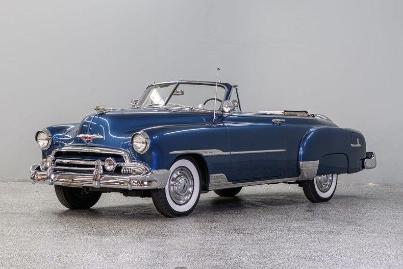 1951 Chevrolet Deluxe Convertible