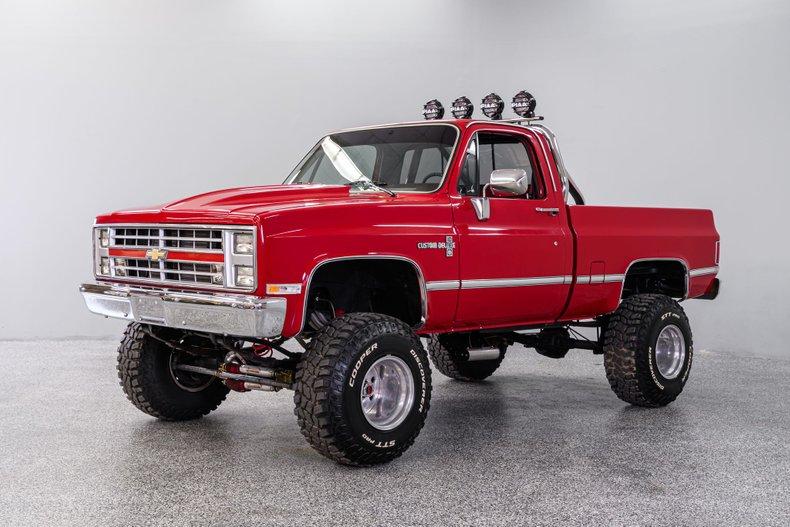 1987 Chevrolet Custom Deluxe V10