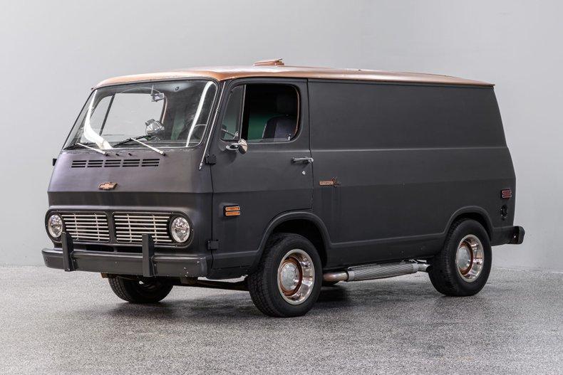 1969 Chevrolet G-10 Van