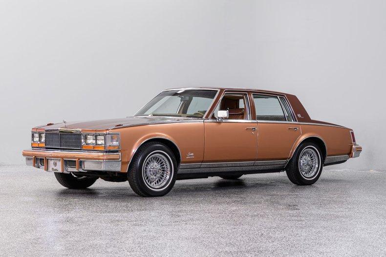 1978 Cadillac Seville Elegante