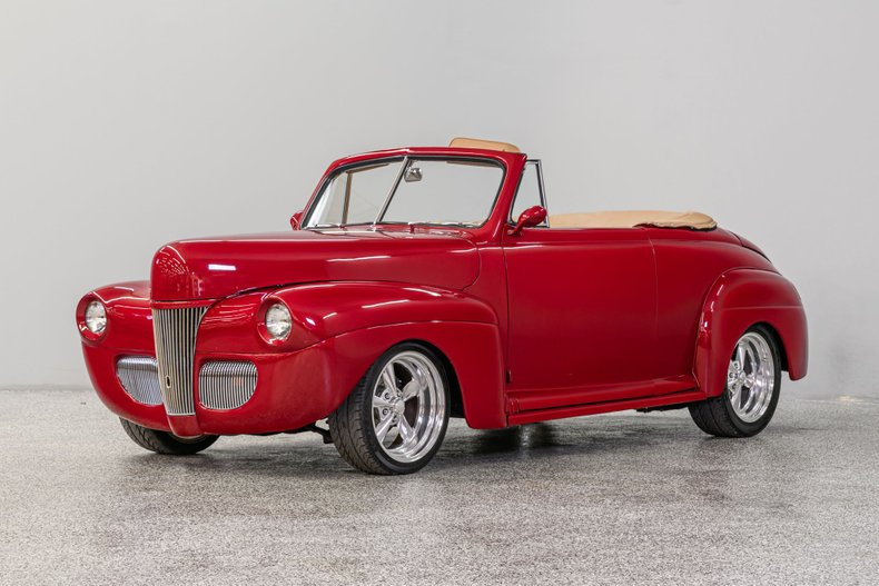 1941 Ford Special Deluxe Convertible