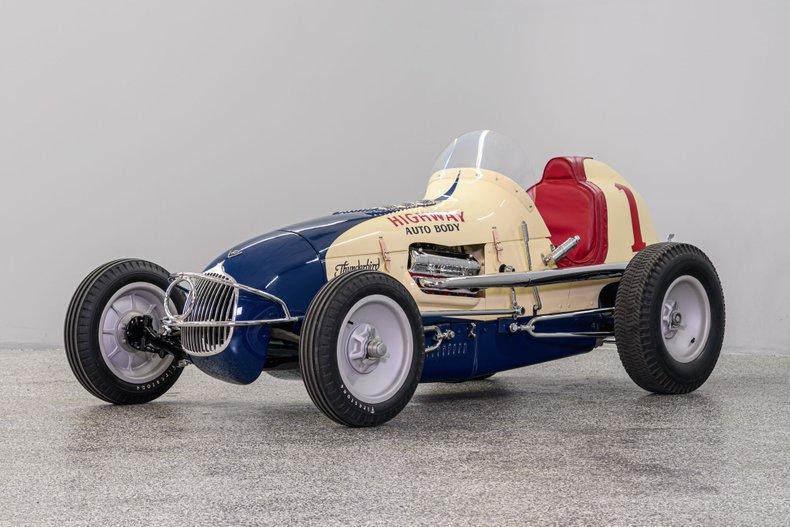 1956 Hillegass Sprint