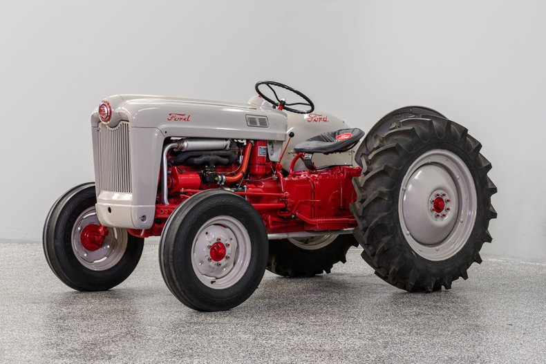 1953 Ford Golden Jubliee Tractor