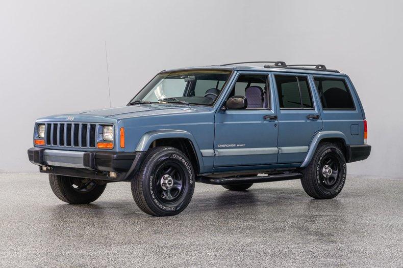 1999 Jeep Cherokee Sport X-J