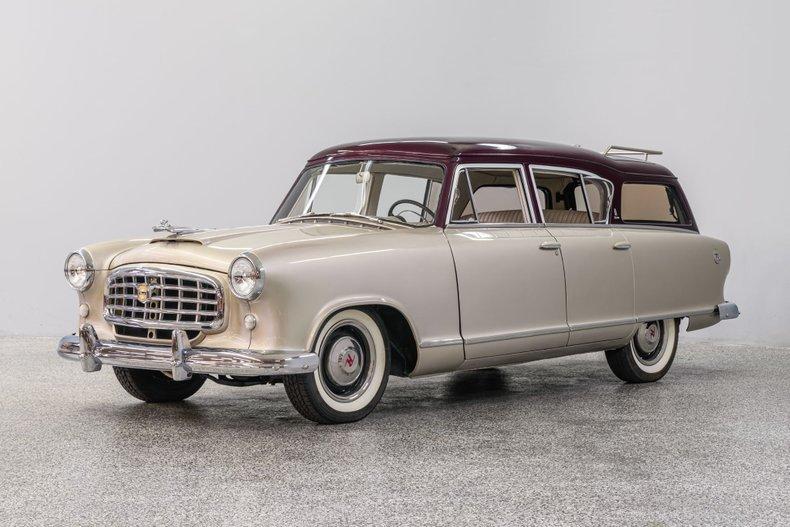 1955 Nash Rambler Wagon