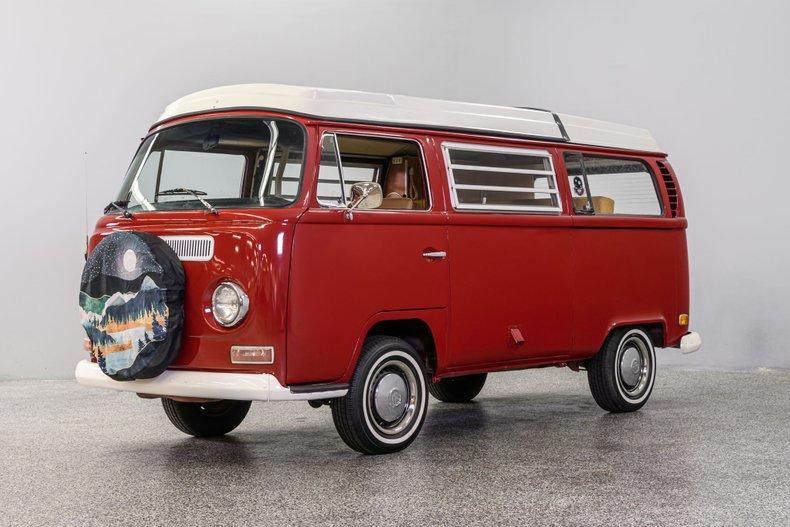 1971 Volkswagen Campmobile Type 2