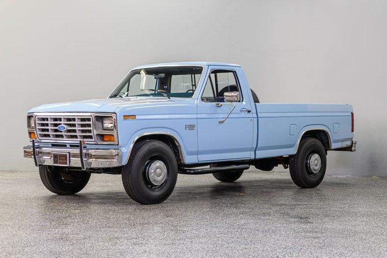 1986 Ford F250 XL