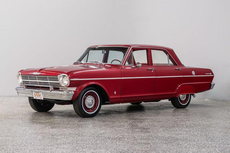 1962 Chevrolet Chevy II 300