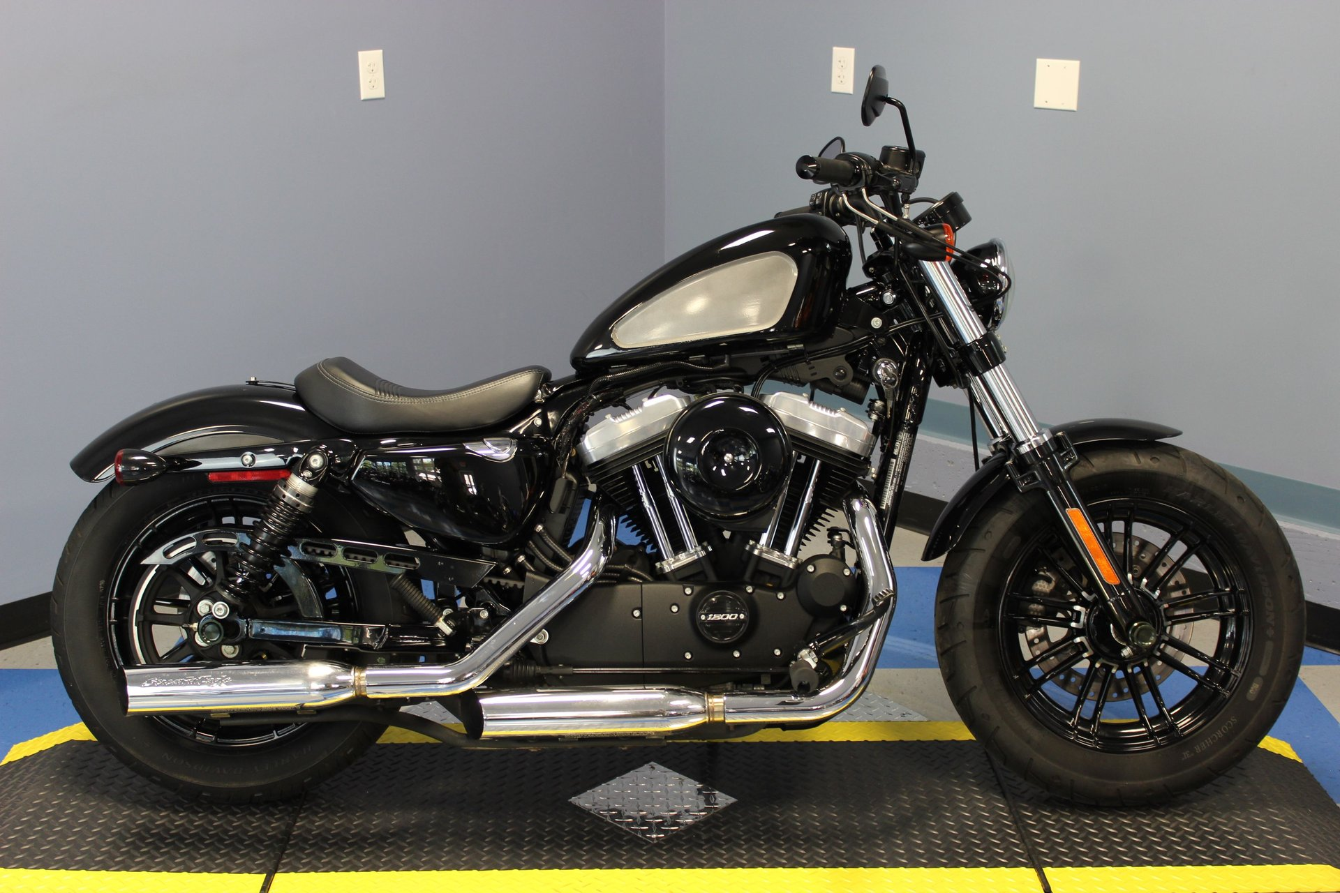 2016 harley davidson sportster forty eight