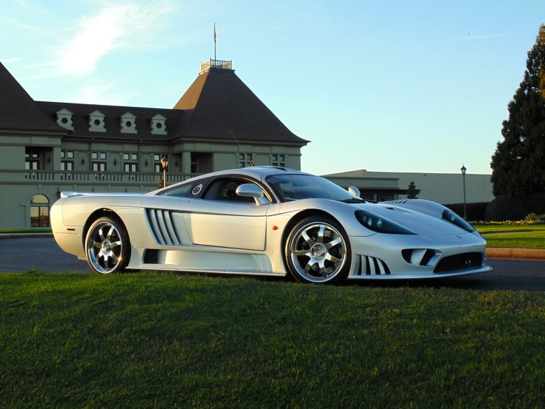 2003 Saleen S7 Competition