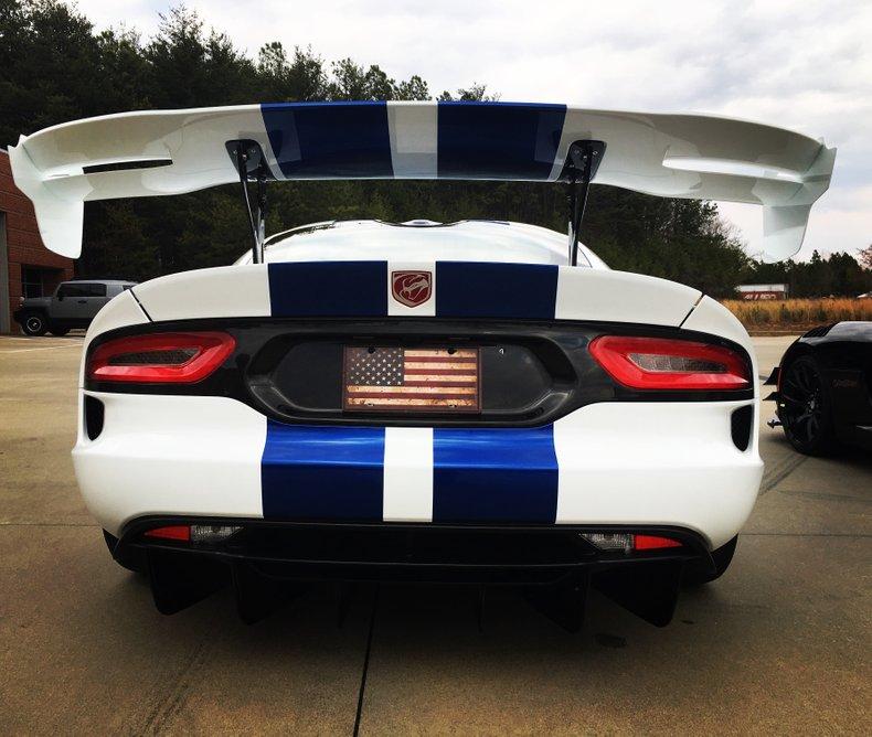 2017 Dodge Viper