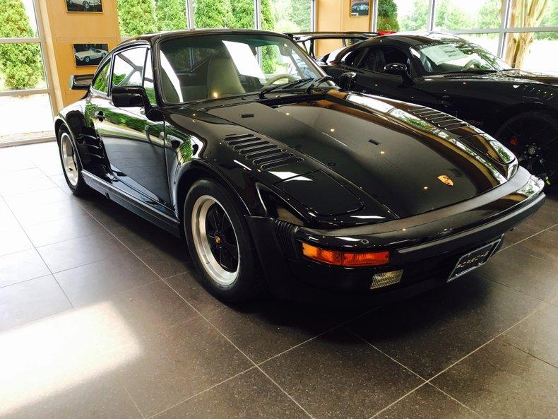 1988 Porsche 930 Turbo S Factory Slantnose