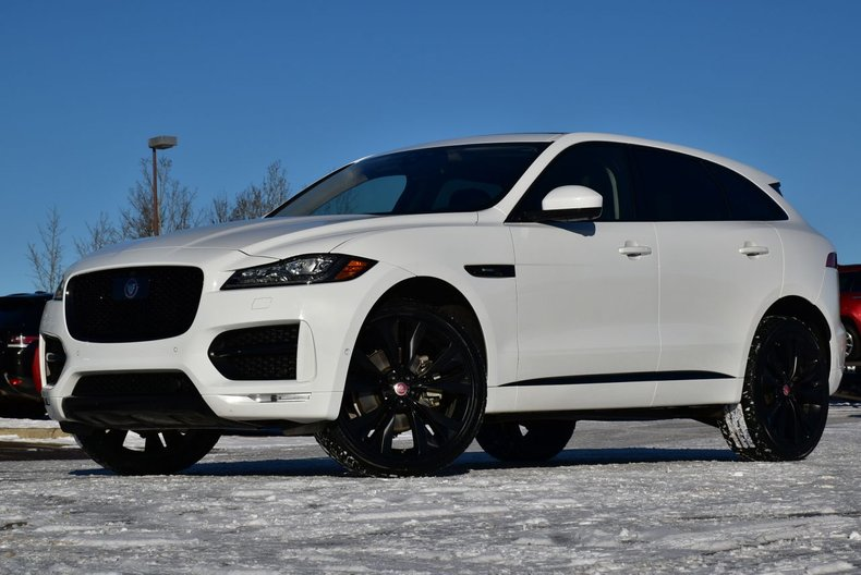 2017 Jaguar F Pace 35T R Sport >> 2017 Jaguar F Pace 35t R Sport Awd For Sale 181811 Motorious