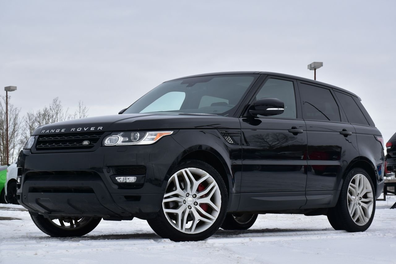 2014 land rover range rover sport autobiography 4wd