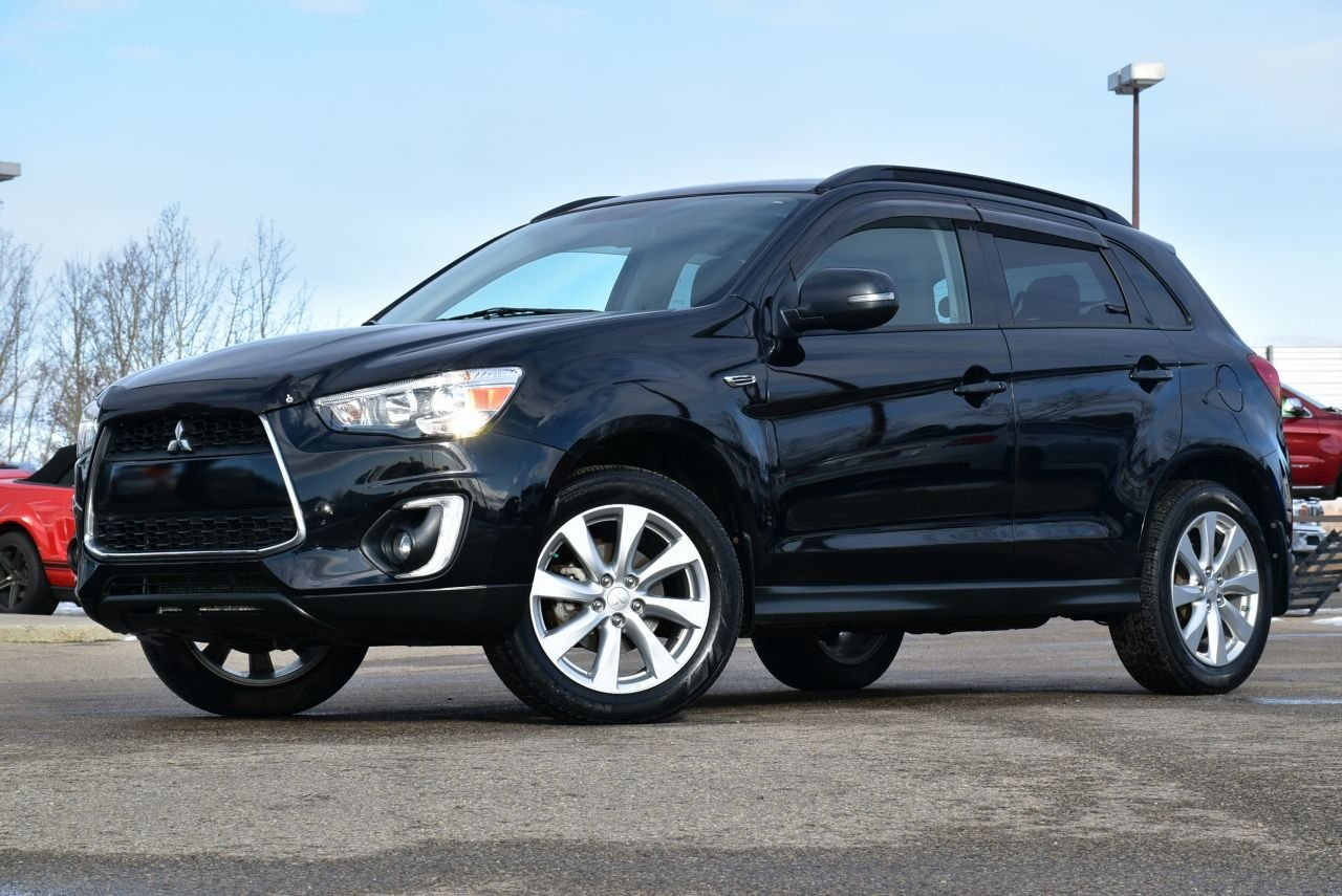 2015 mitsubishi rvr all wheel control