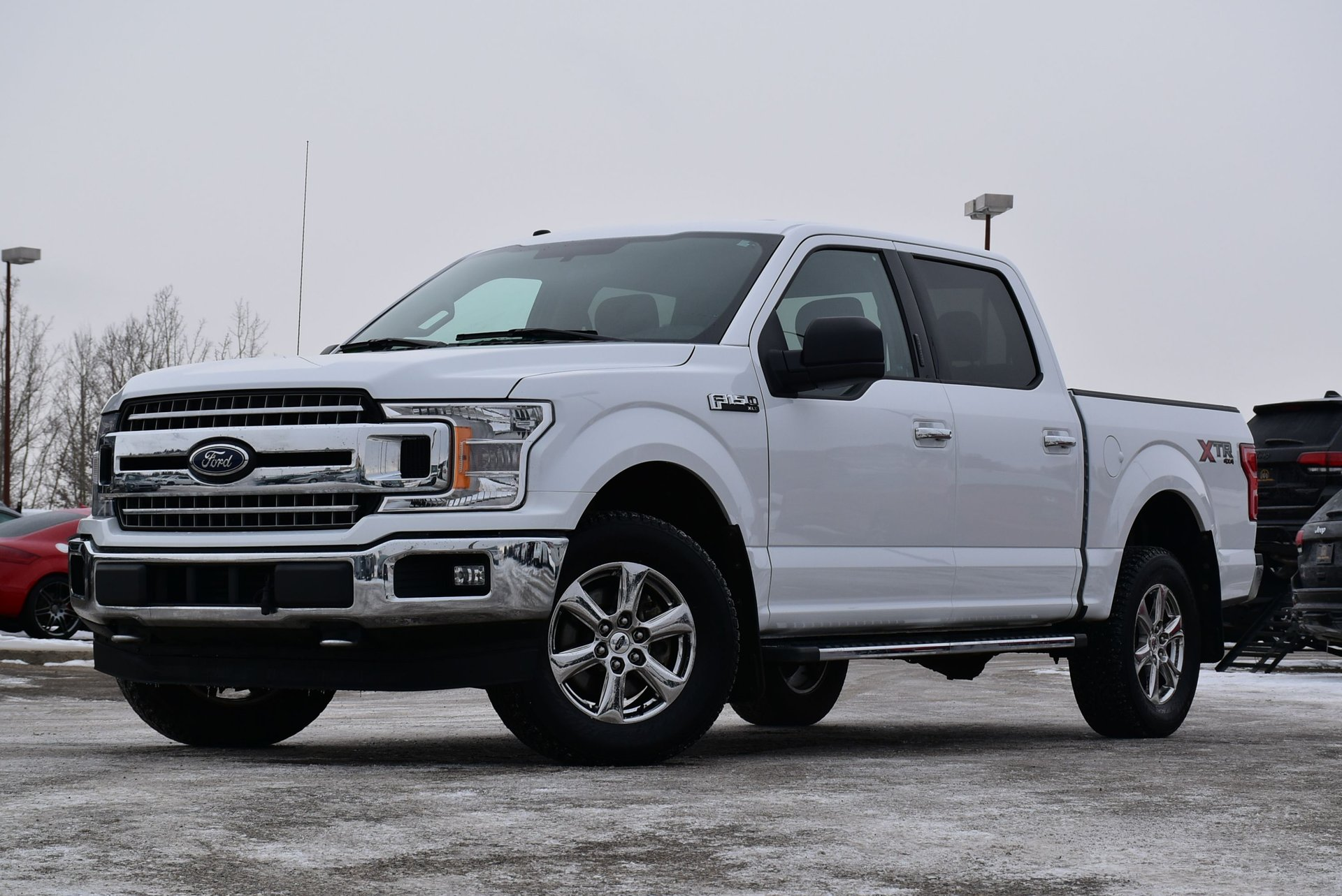 2018 ford f 150 xlt supercrew