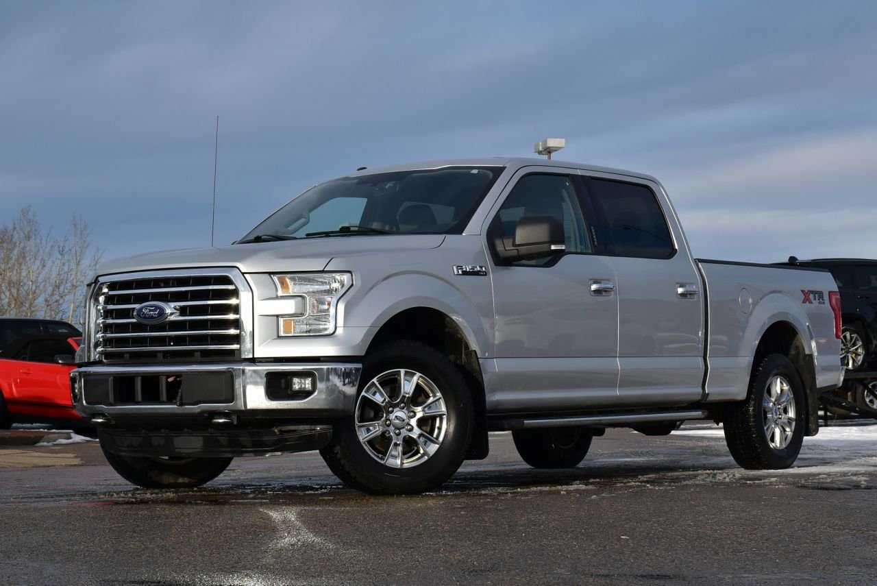 2015 ford f 150 xlt supercrew w max payload package