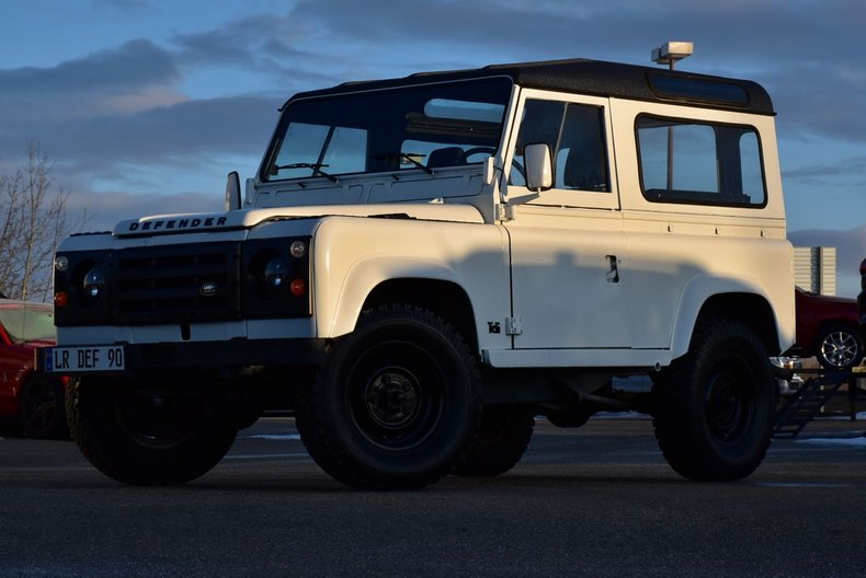 1982 Land Rover Defender For Sale