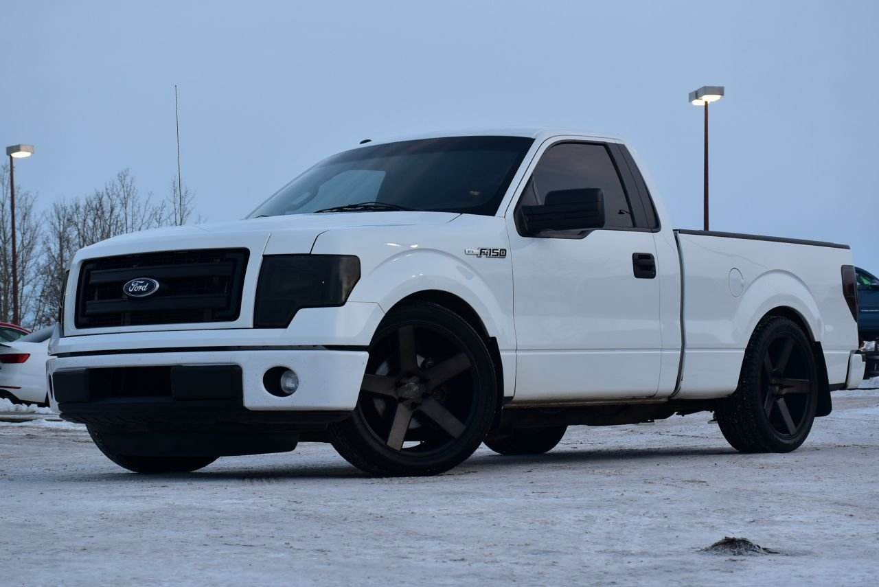 2013 ford f 150 supercharged reg cab short box