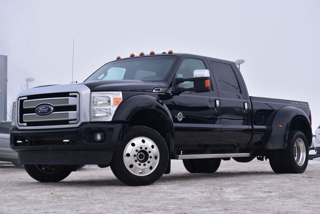 2016 ford f 450 platinum