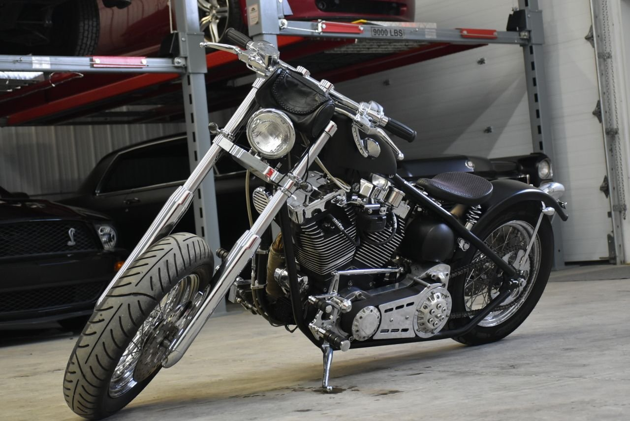 2013 ultima bobber super low km