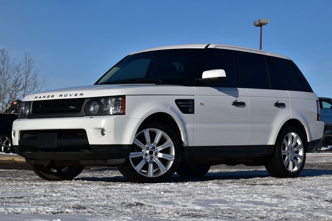 2011 land rover range rover sport hse luxury