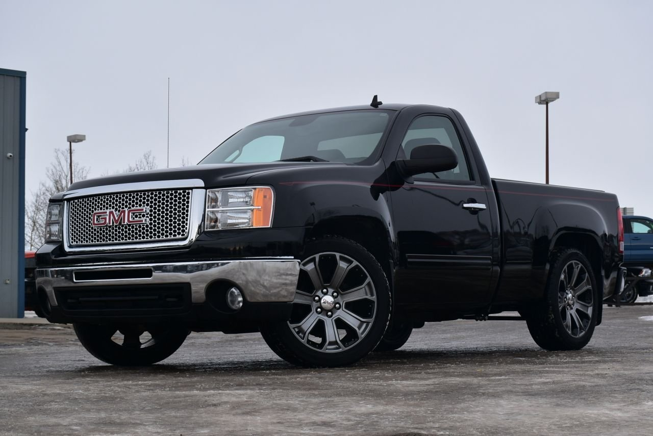 2011 gmc sierra 1500 supercharged custom