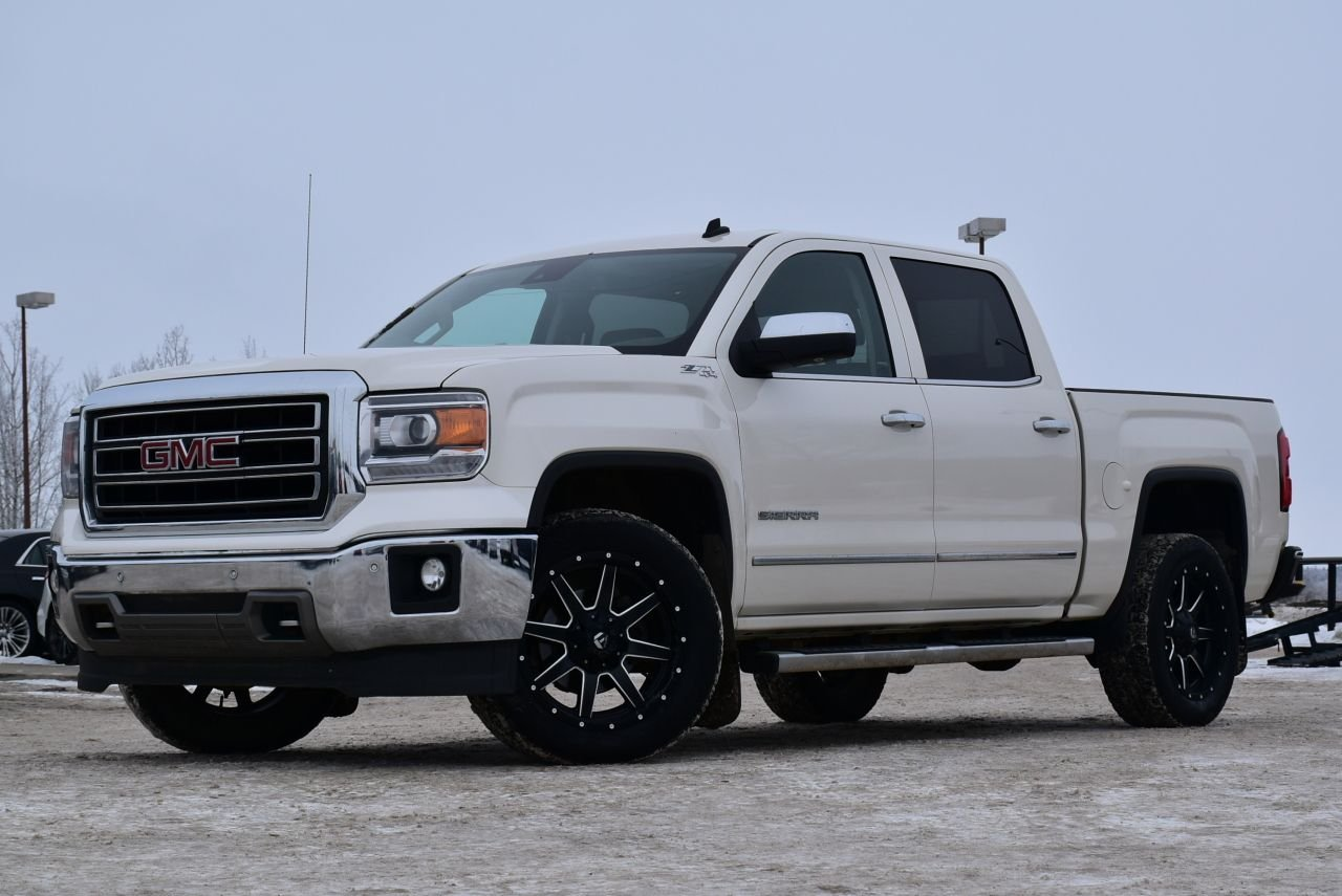 2014 gmc sierra 1500 slt loaded