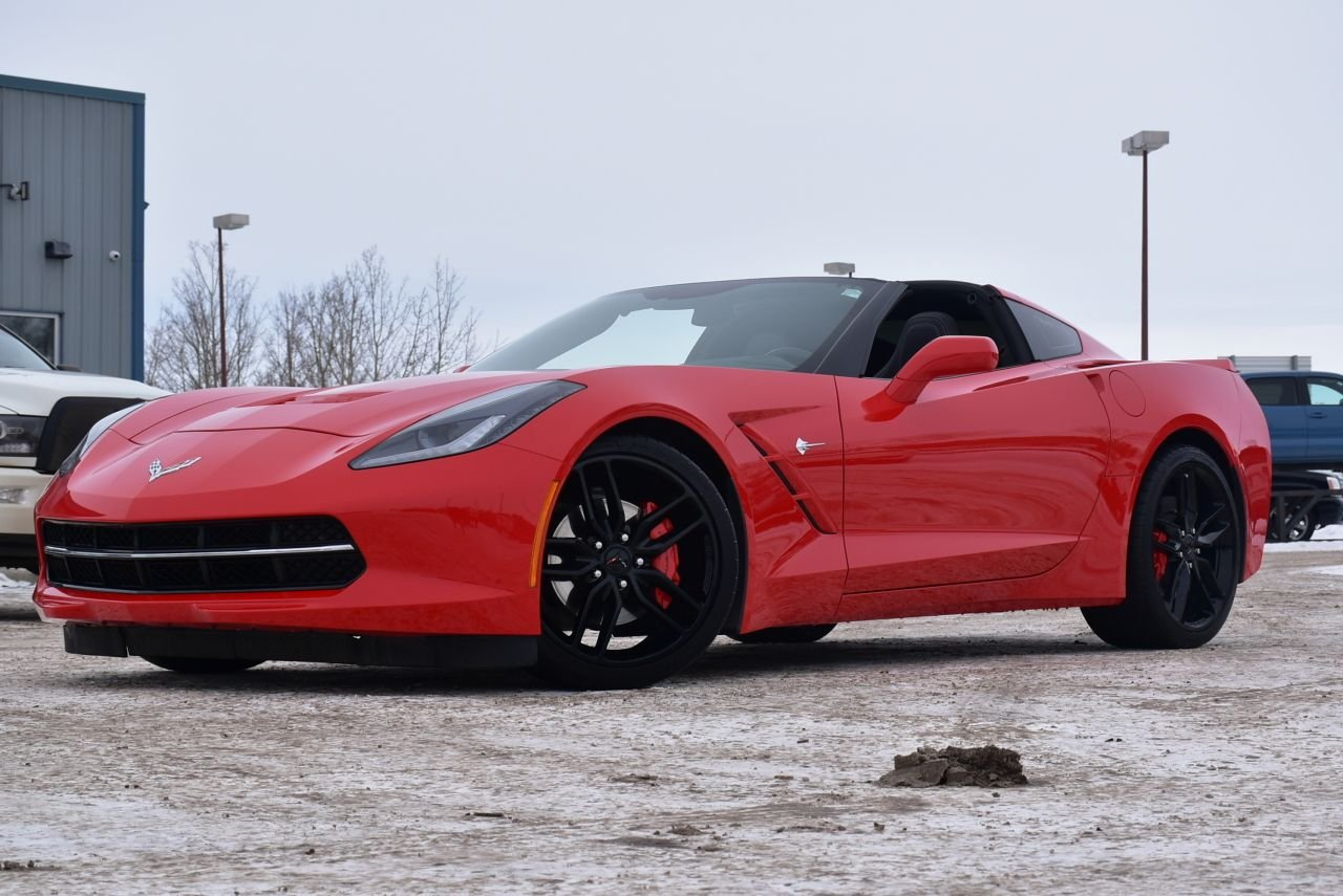 2016 chevrolet corvette 460hp stingray