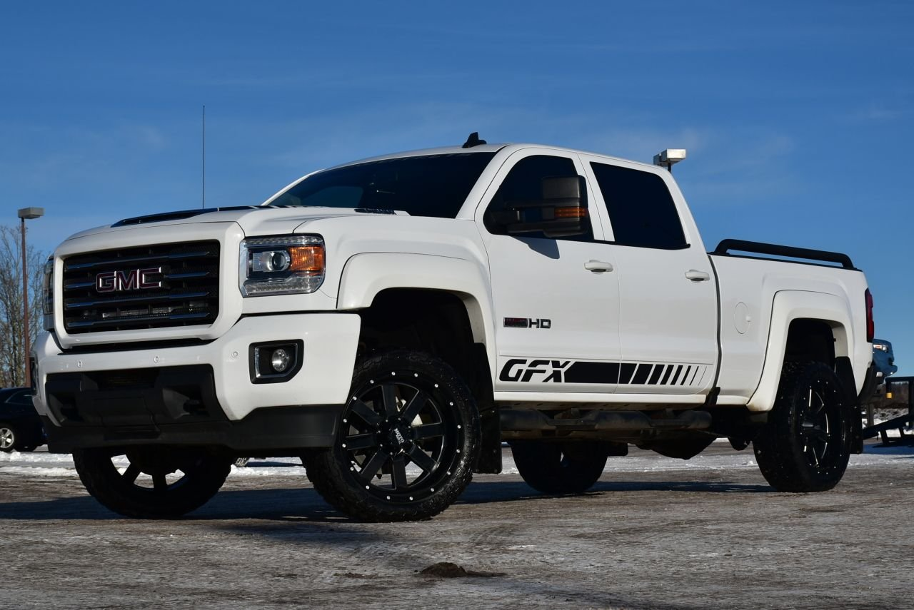 2018 gmc sierra 2500hd slt gfx all terrain