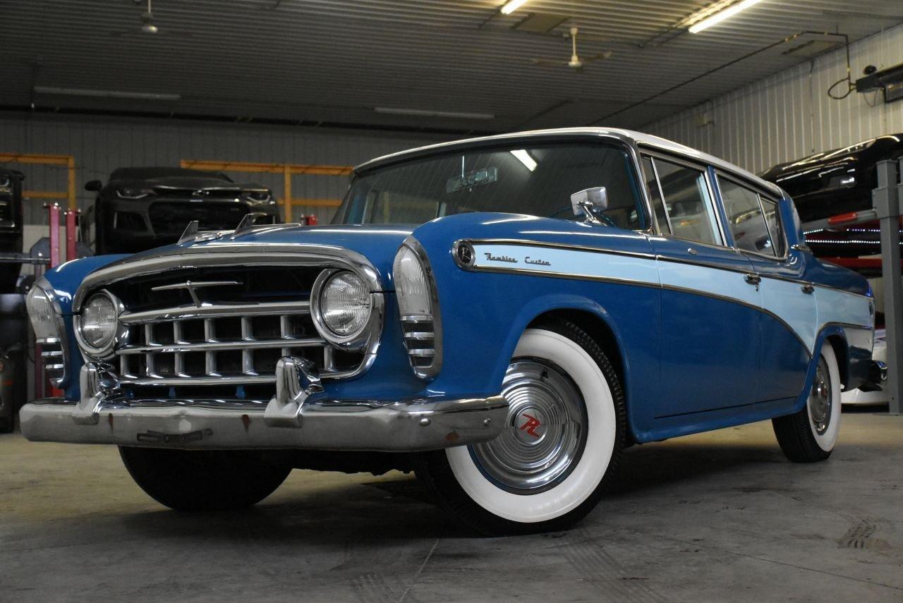 1957 amc rambler restored