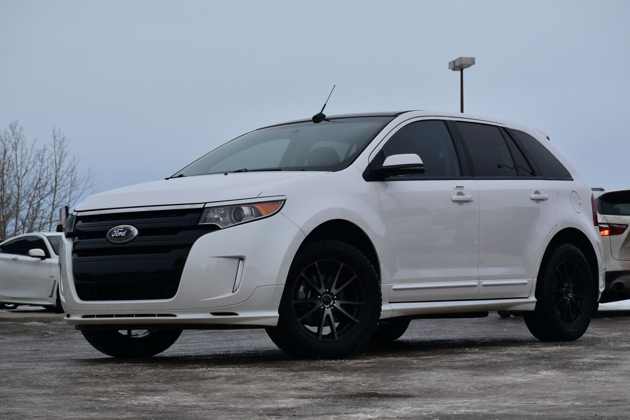 2013 ford edge sport awd loaded