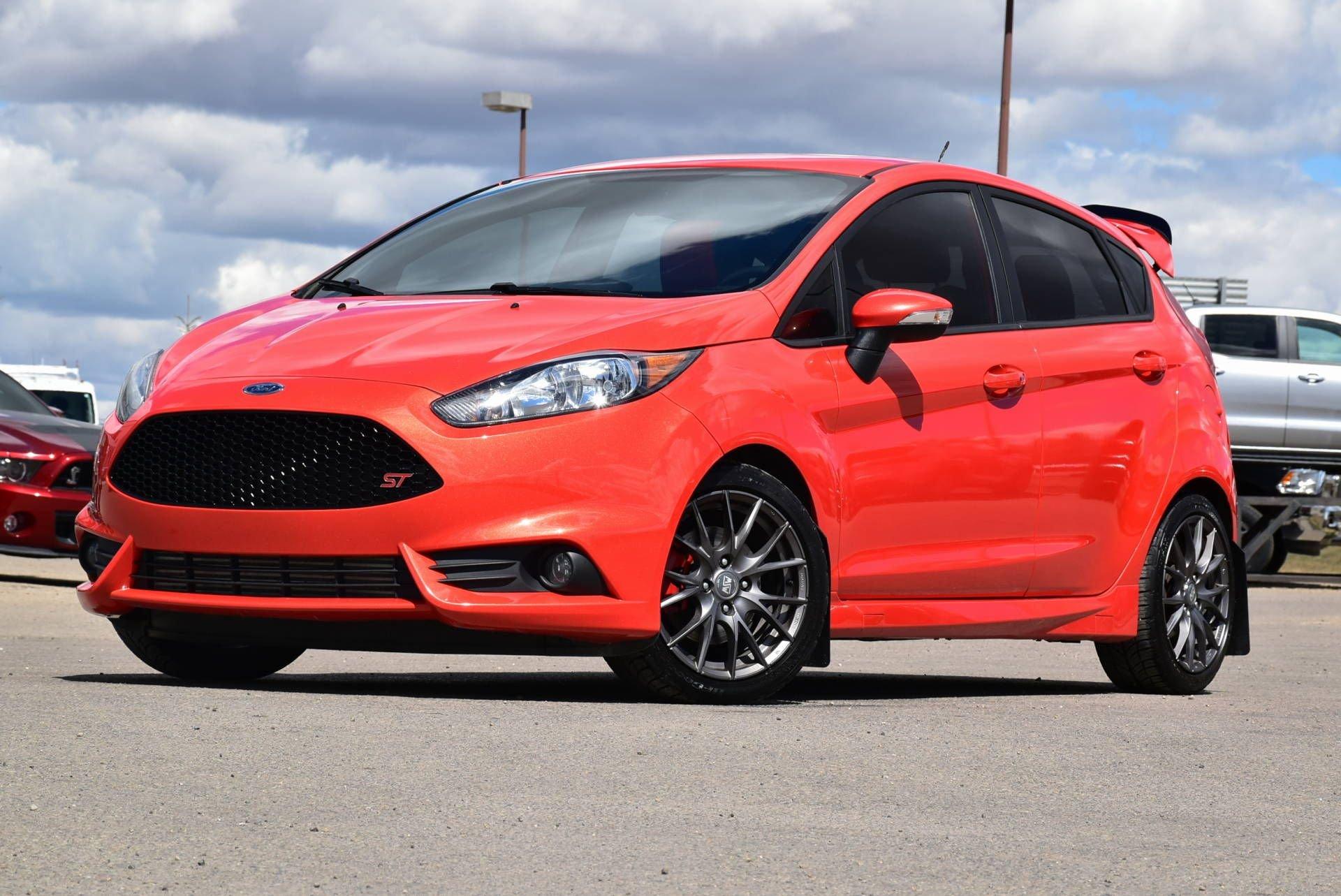 2015 ford fiesta st hatchback custom