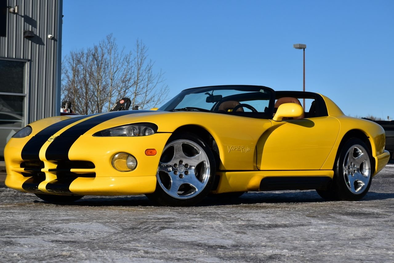 1995 dodge viper r t 10 last 300 out of mack ave