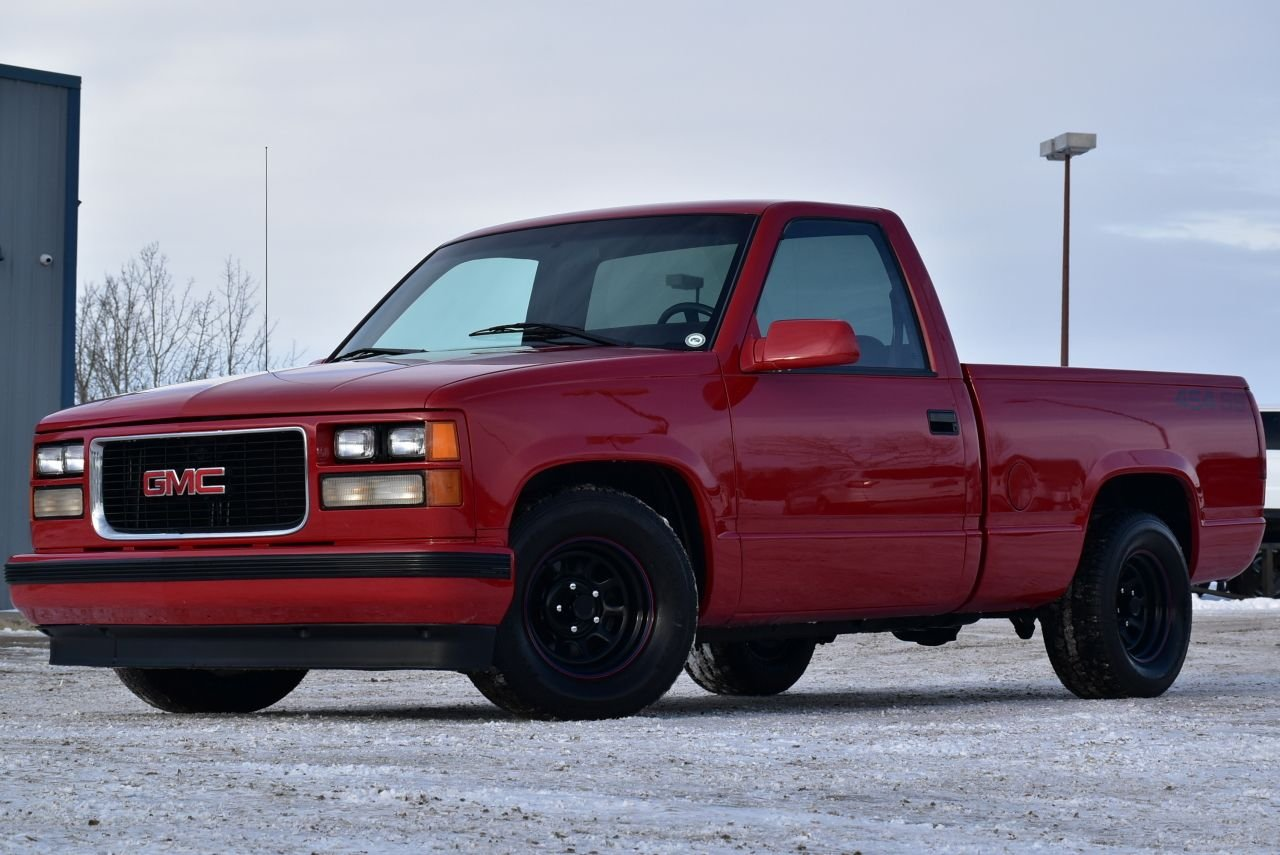 1989 gmc c1500 454 ss tribute fully restored