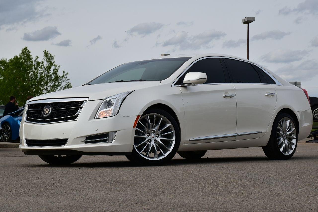 2014 cadillac xts vsport platinum awd twin turbo