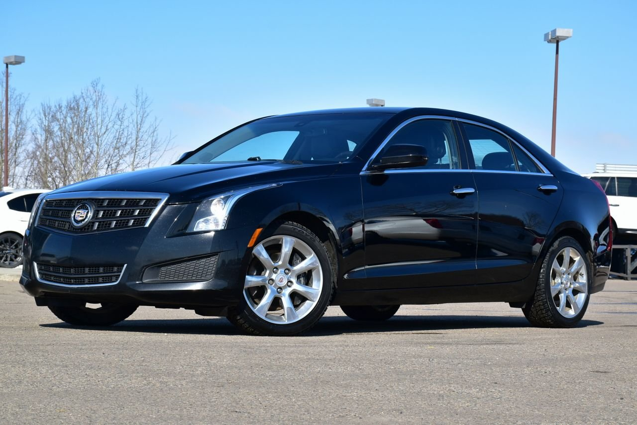 2014 cadillac ats awd turbo loaded