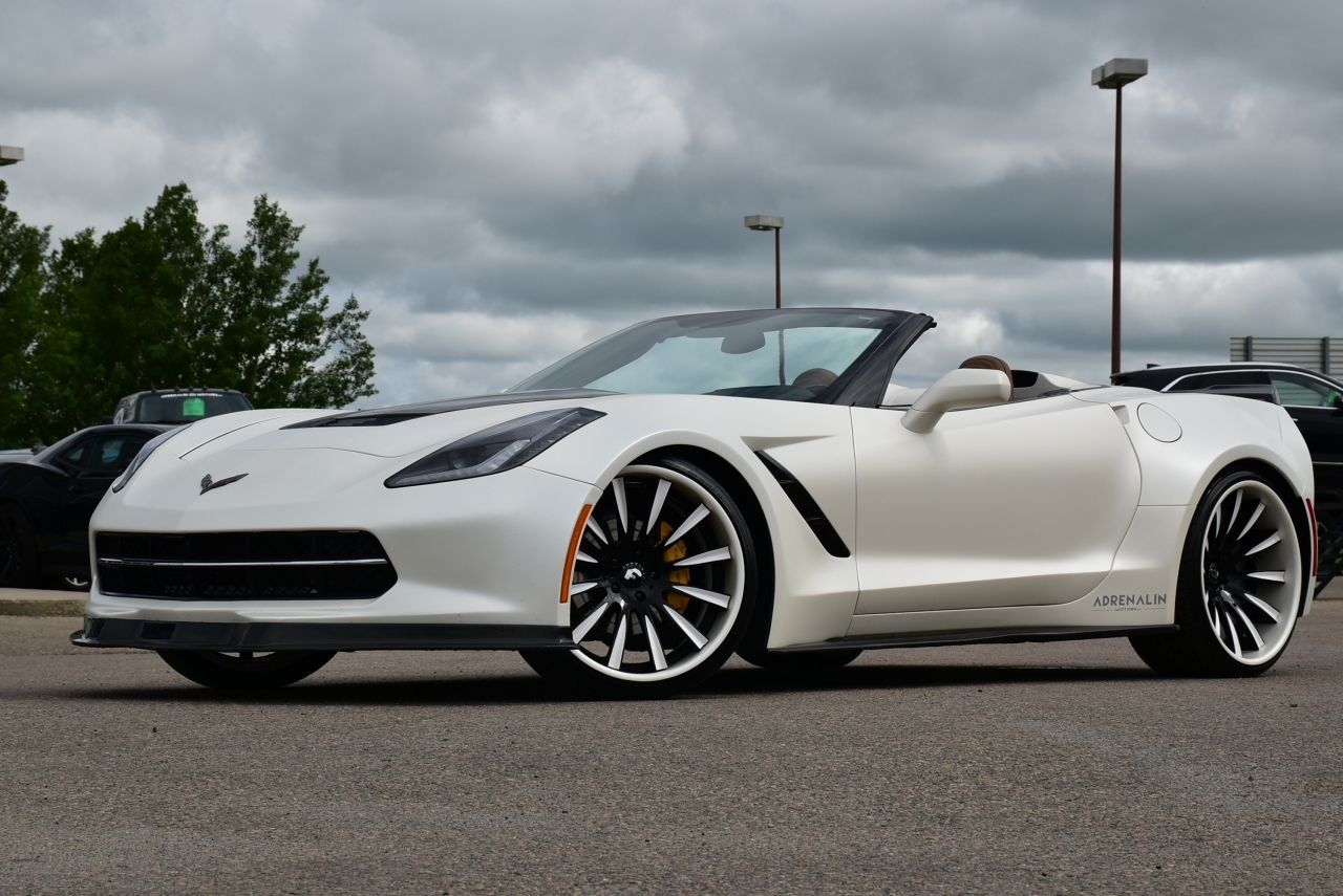 2014 chevrolet corvette forgiato 750hp wide body