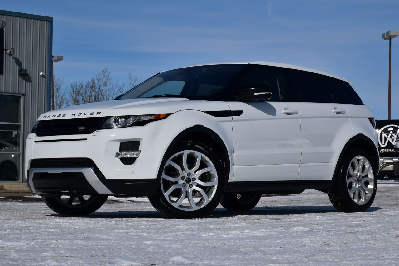 2013 land rover range rover evoque dynamic premium loaded